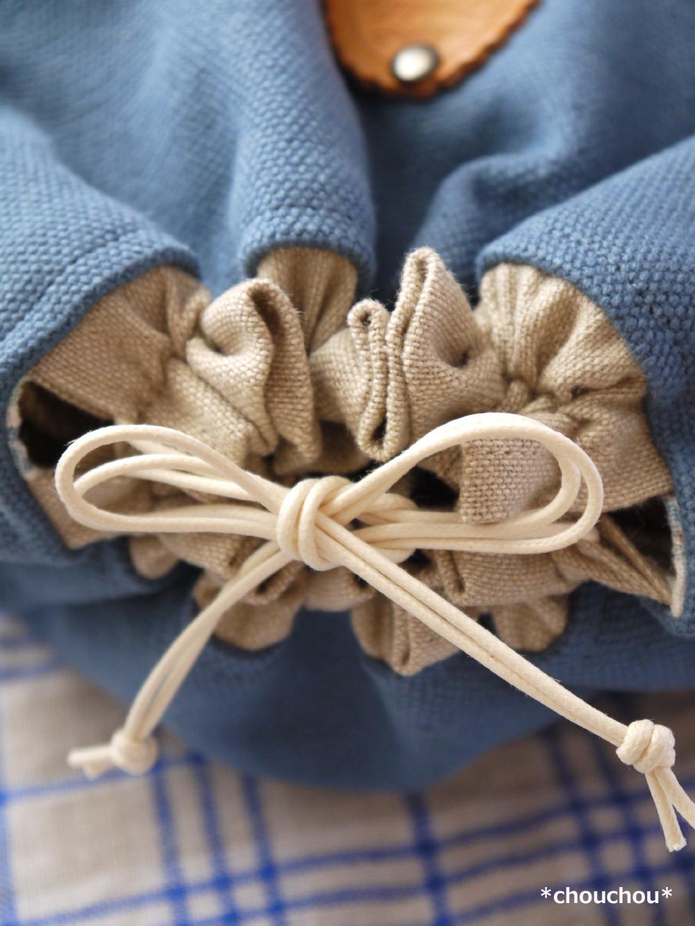 帆布 しじみ 絞り