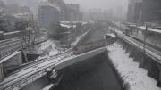 雪の日 私も撮りました