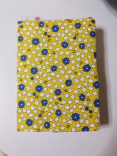手帳カバー1