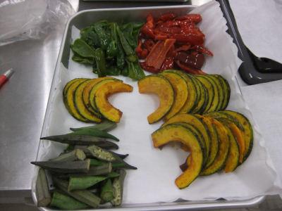 カレーの野菜1
