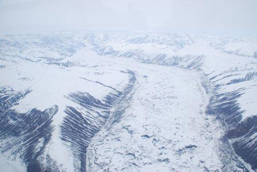 4氷河をさかのぼる