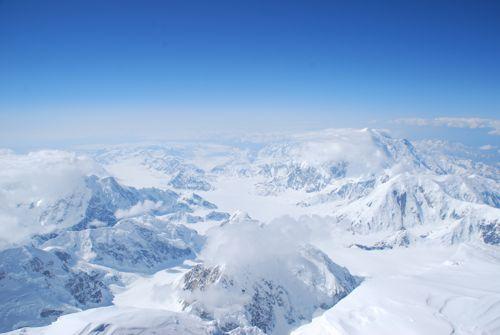 3頂上稜線の眺望