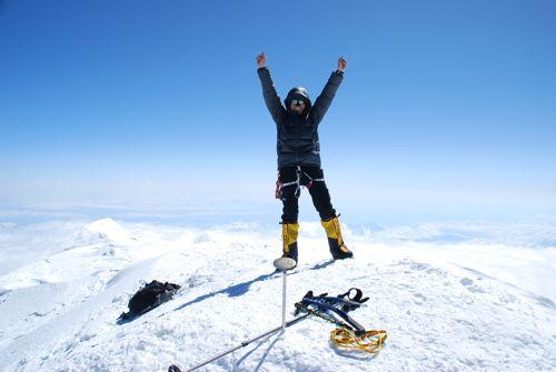 6北米最高の頂