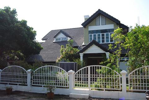 シオンの家