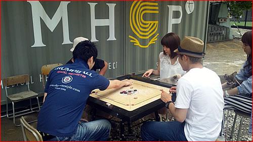 MHCP × CRUMPBALL