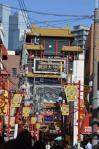 中華街の門2