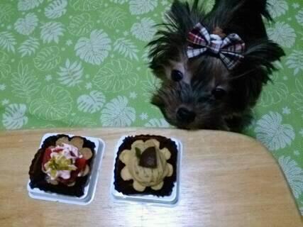 そらの2歳の誕生日ケーキ2