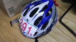 001お世話になったヘルメット