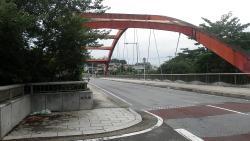 021弁天橋到着