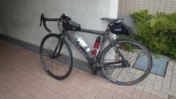 031自転車屋へ寄り道し帰還は14時30分、これから大掃除しました