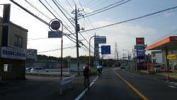 004千葉市街地を抜けて行きます