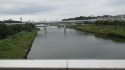 003成田街道から新川へ到着
