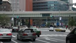 015日本橋到着
