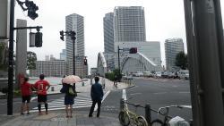 026勝鬨橋です