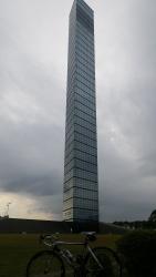 018ポートタワーで休憩
