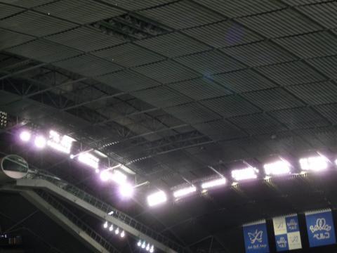 札幌ドーム屋根