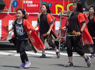 鳥取小学校YOSAKOI-5118