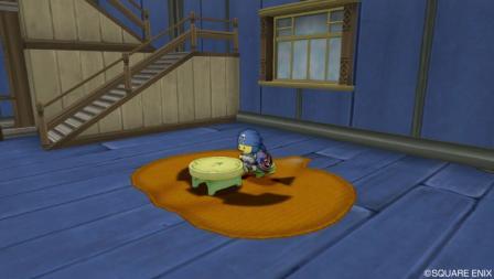 DQⅩ 家具を置いてみる!001