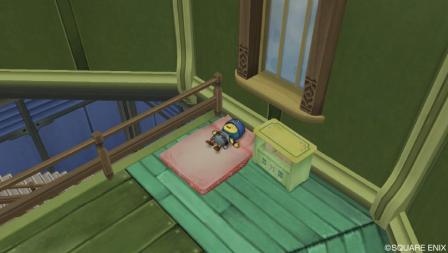 DQⅩ 家具を置いてみる!002