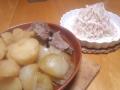 スペアリブの煮物 20131118
