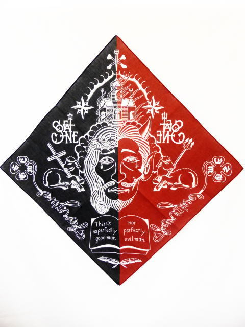 softmachine dual face bandana