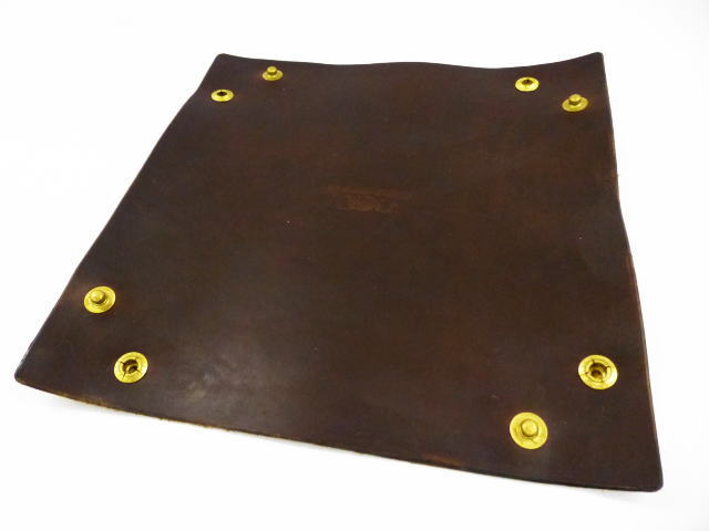 GLAD HAND GH LEATHER TRAY M