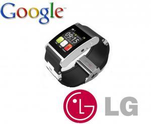 スマートウォッチ google+LG