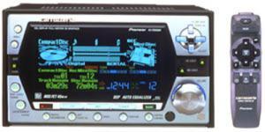 2000年に発売されたパイオニアのカーステレオには、パッシブマトリクス有機ELが使われている。