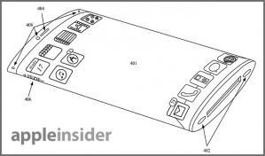 曲面スマートフォン1