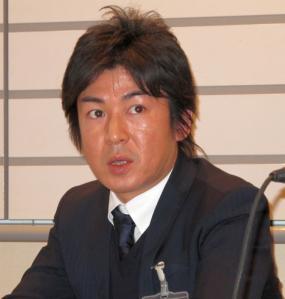イーヴィグループジャパン代表取締役の山本宏氏