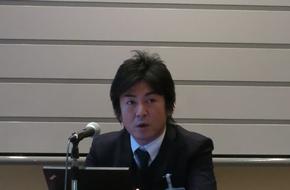 イーヴィグループジャパンの社長を務める山本宏氏