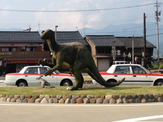恐竜3−1