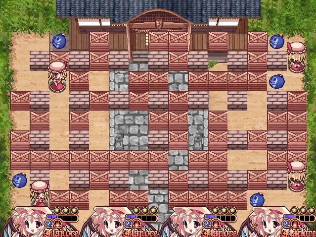 爆裂遊戯+4