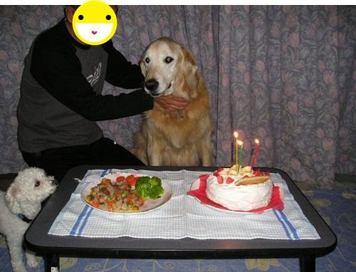13才誕生日