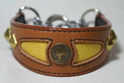 真鍮バッファロー1