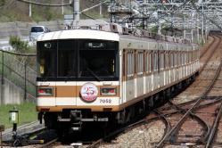 学園都市~総合運動公園間(2013.4.25)