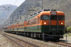 西上田~上田間(2013.4.29)