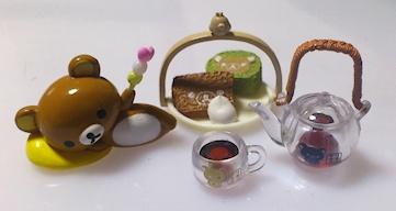 リラックマ 和カフェ