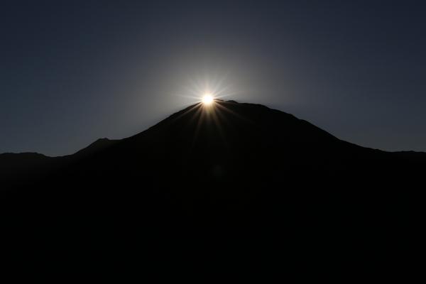 ダイヤモンド中ノ岳
