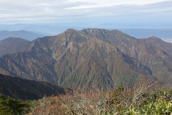 越後駒から八海山