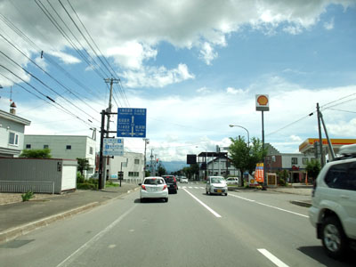 道路写真1