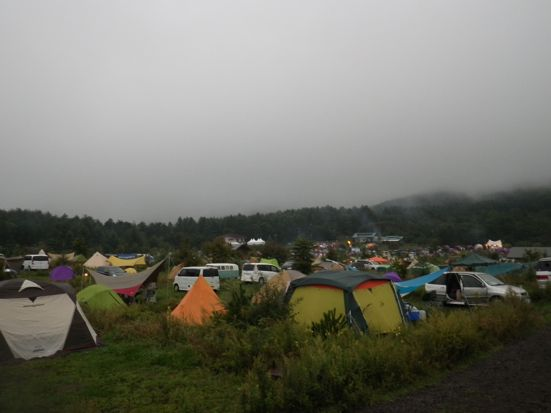 2013.9.7 キャンプ2日目参加者勢揃い