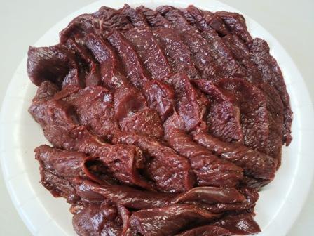 エゾ鹿肉3