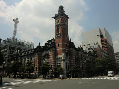 横浜市・開港記念会館