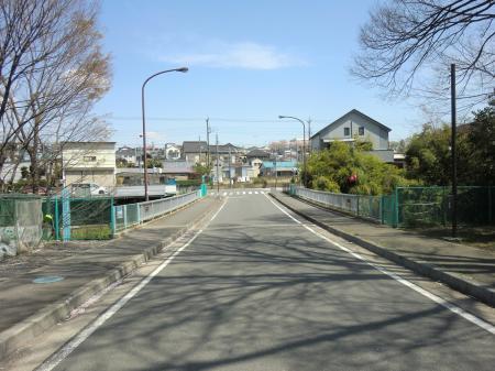 鳩川・四ッ谷さくら橋