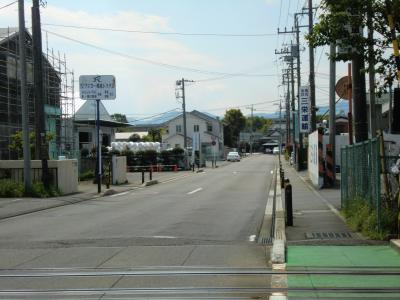 横須賀水道みち・海老名市社家