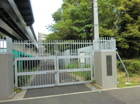 横須賀水道局社家導水ポンプ所