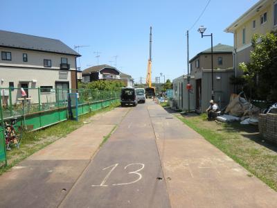 横浜水道鳩川水管橋布設替え工事