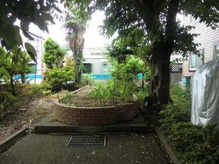 小田急線横断サイフォン呑口桝