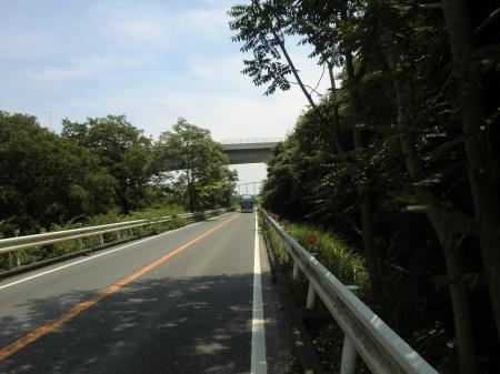 県道511号線・厚木市上依知